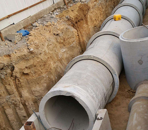 河南某绿化公司混凝土检查井案例