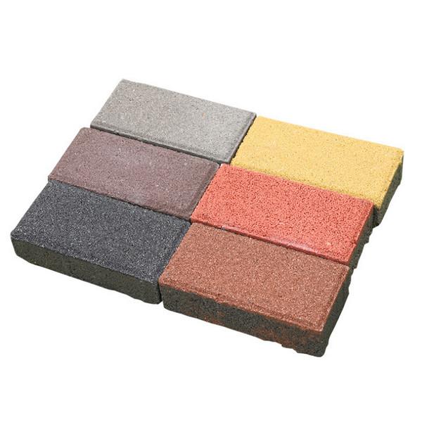 河南透水砖厂家的小编带大家了解一下透水砖的分类及特点