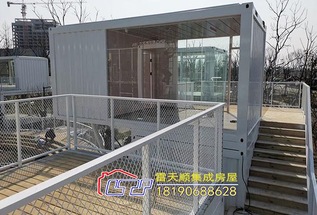 浅析集装箱房屋未来市场前景和运用!