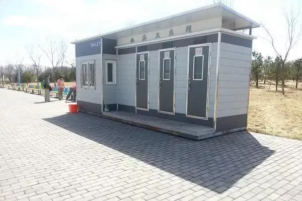 移动卫生间环保厕所发展方向--智能化环保厕所