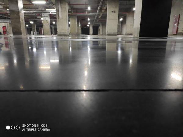 河南混凝土固化剂染色地坪公司