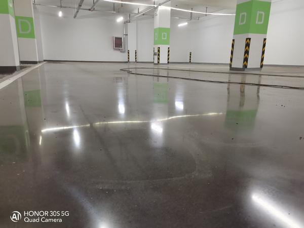 日常维护固化剂地坪都需注意哪些事项你晓得么?