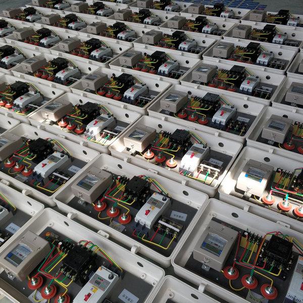 河南节水灌溉控制系统厂家