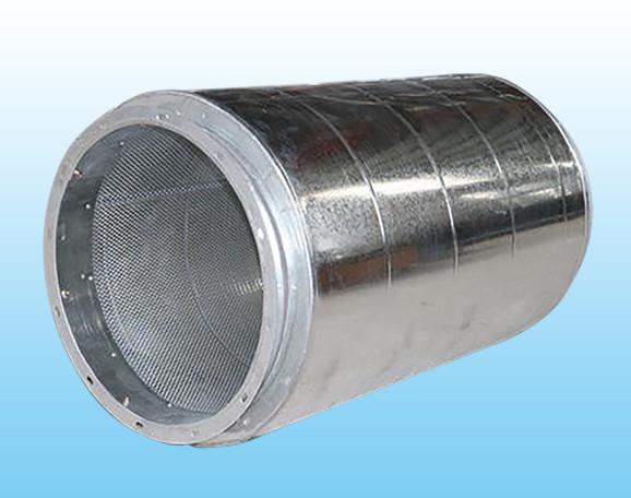 管道排气管式消声器