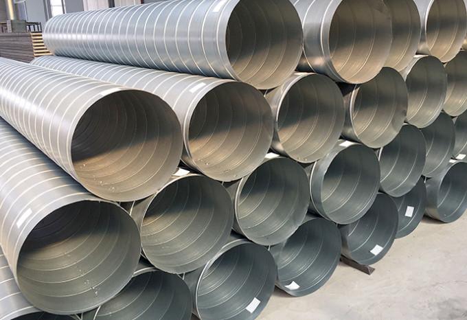 螺旋风管和普通的通风管道有什么区别?