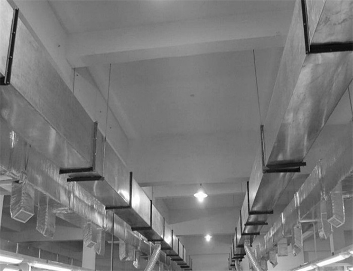 镀锌钢板风管制作过程中有这三个细节应注意
