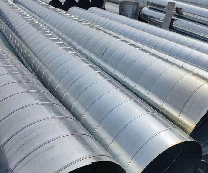 是什么原因导致不锈钢螺旋风管出现生锈的?