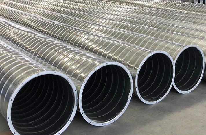 在焊接前螺旋风管时要做什么准备?螺旋风管焊接技术要求是什么?