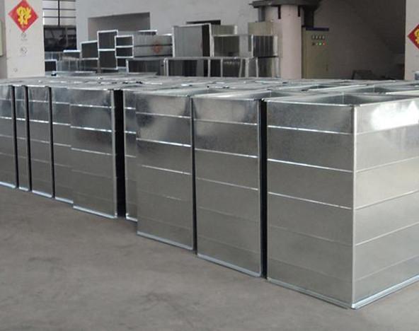 镀锌钢板风管在生产制作过程中要注意这三个细节