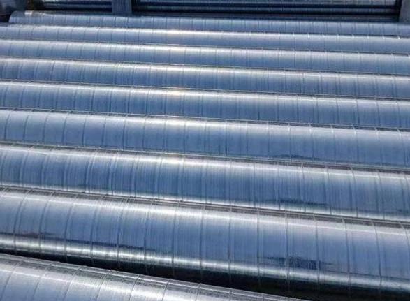 内蒙通风管道生产的布局方式和标准是什么?
