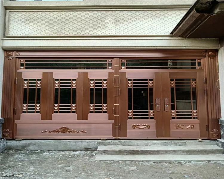 宁夏铜门厂家浅谈铜门行业的发展