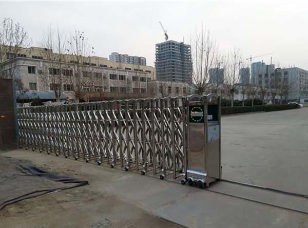 宁夏不锈钢电动伸缩门有哪些优势