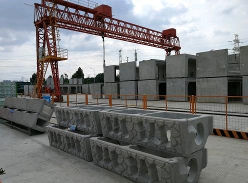 混凝土建筑案例