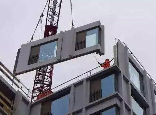 快装建筑案例