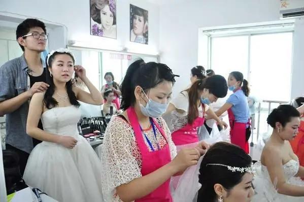 遵义化妆培训