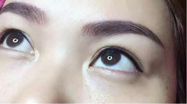 遵义麒安手把手教你纹出适合自己的美瞳线!