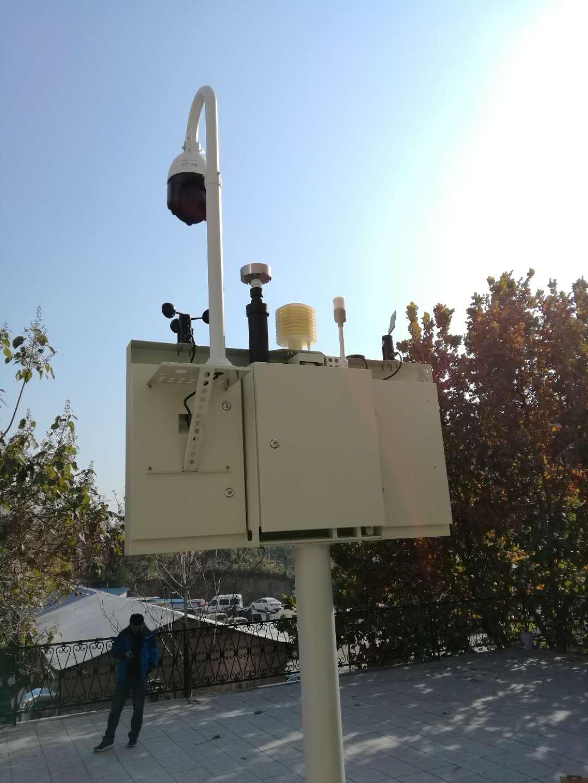 四川扬尘在线监测仪-合作客户