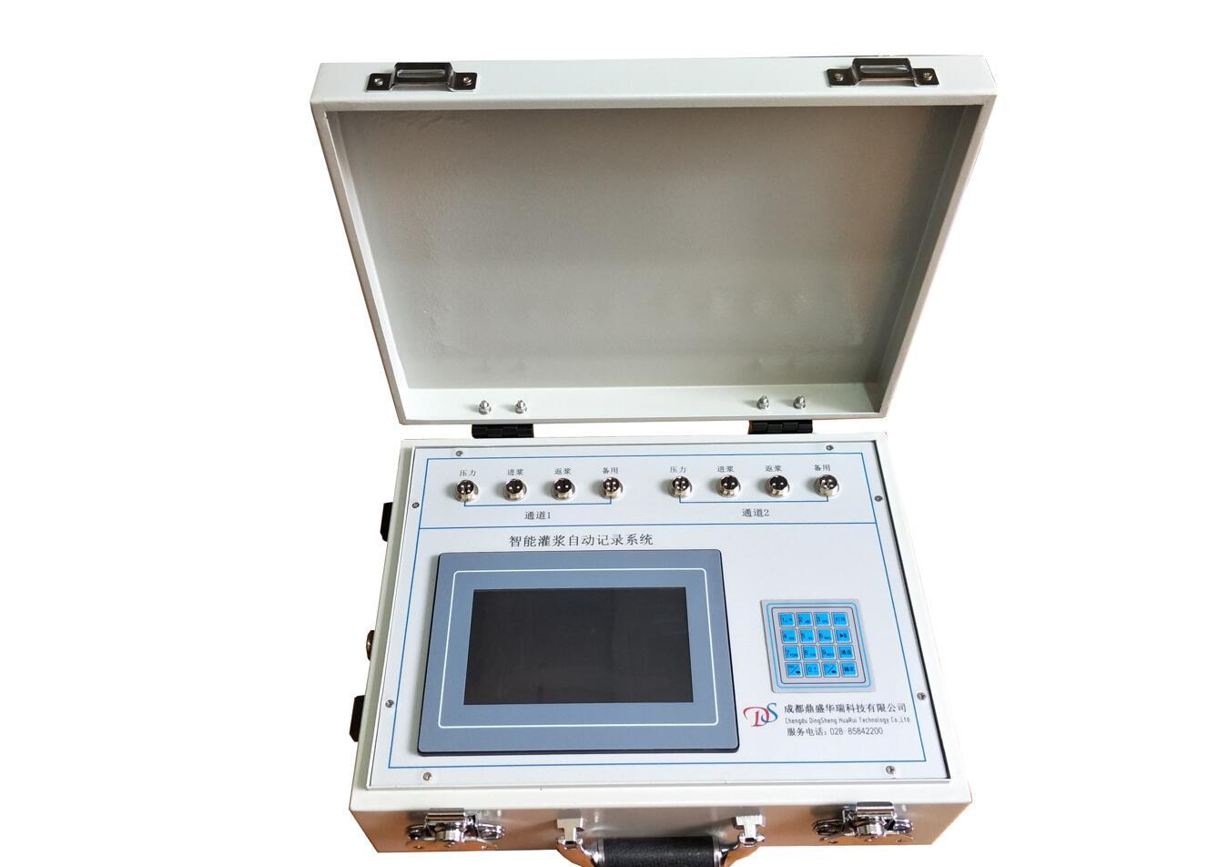 注浆记录仪的用途和特点,你知道吗?