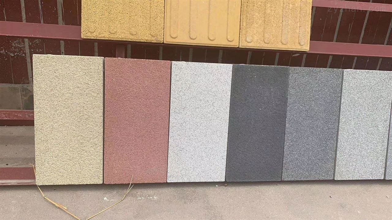 宁夏路面砖中常见的透水砖适用于北方吗?