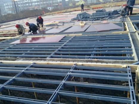层屹锋木业建筑模板成功案例