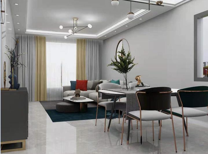 在房屋装修的时候如何把客厅装饰的更漂亮!!
