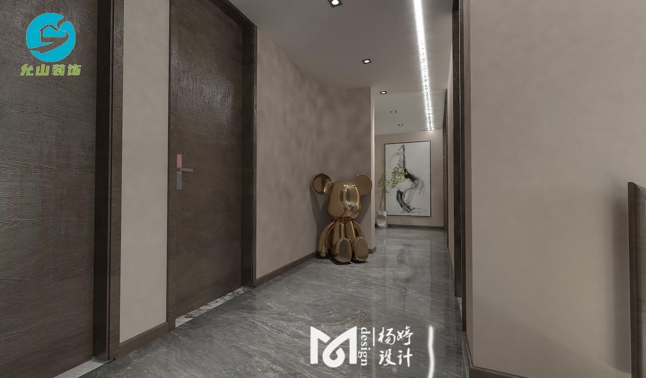 中海国际装修设计案例