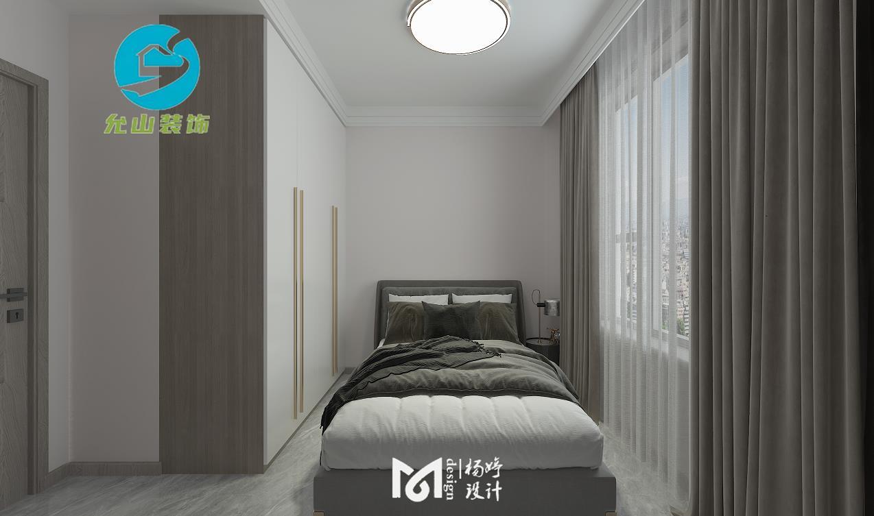 杨婷设计师关于通福家园设计方案展示