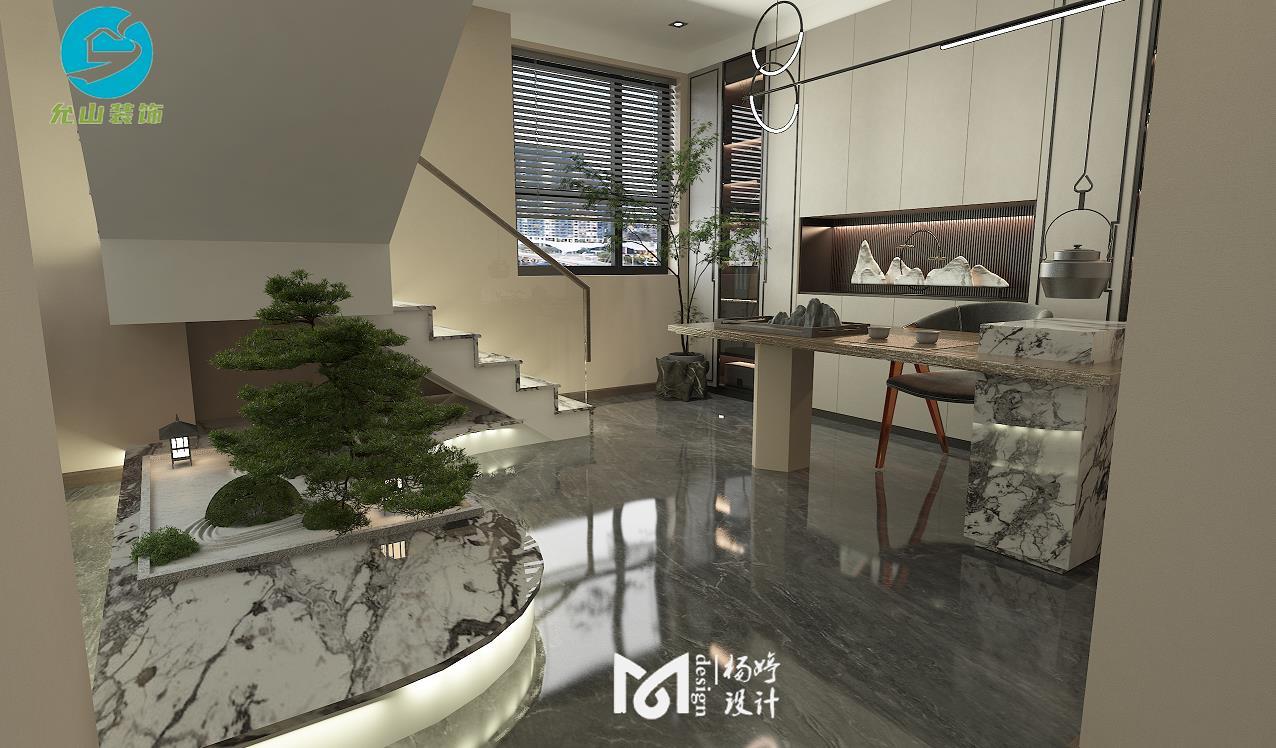 中海国际装修设计图
