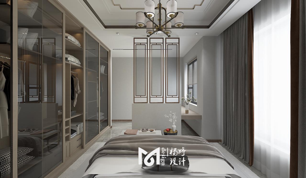 杨婷设计师的定边别墅设计方案