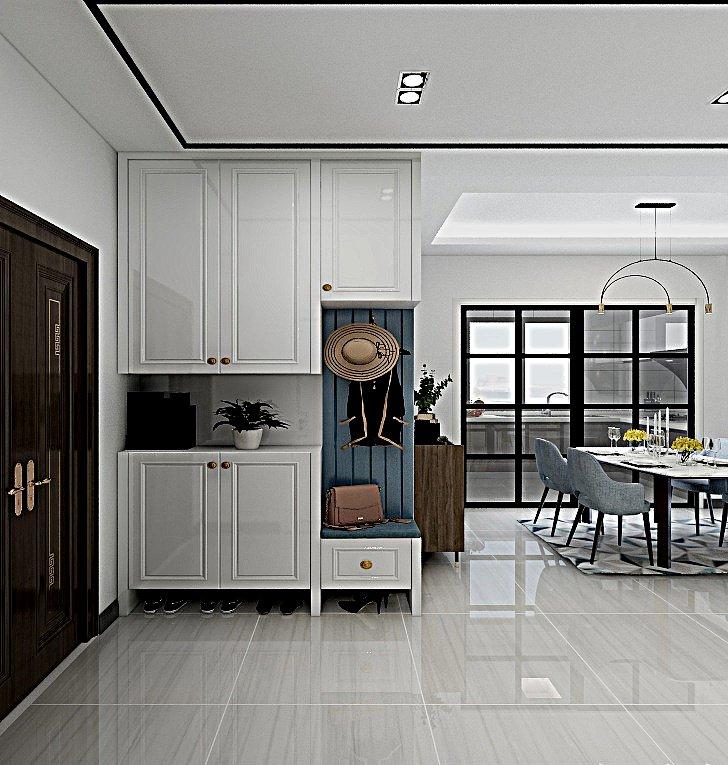 餐厅装修风格布局可以通过使用空间来决定