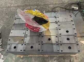 激光切割加工件