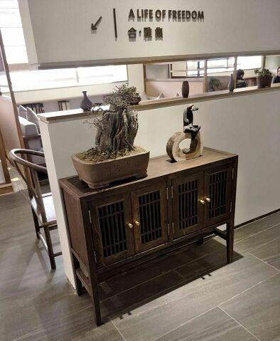 四川新中式家具公司案例:樂山香江洗浴中心