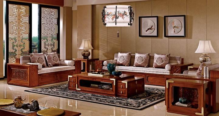 成都新中式家具讓您生活多樣化