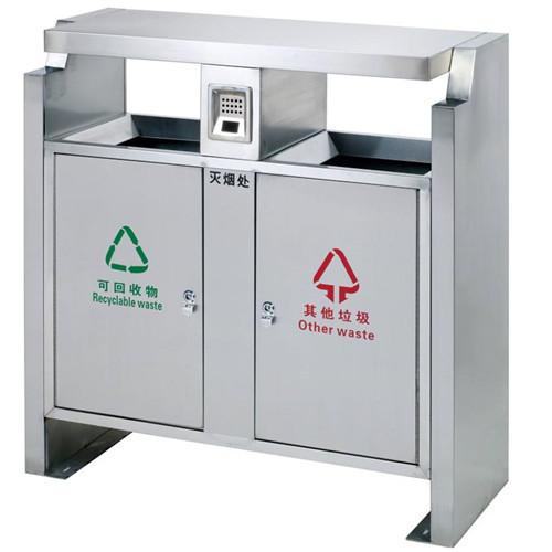 不锈钢垃圾桶分类防锈功能很好,一旦生锈会造成大面积生锈,怎么办?