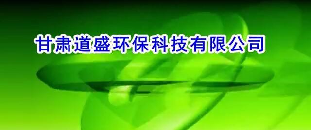 甘肃道盛环保科技有限公司
