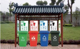 如何科学合理的进行垃圾分类房的建设及管理