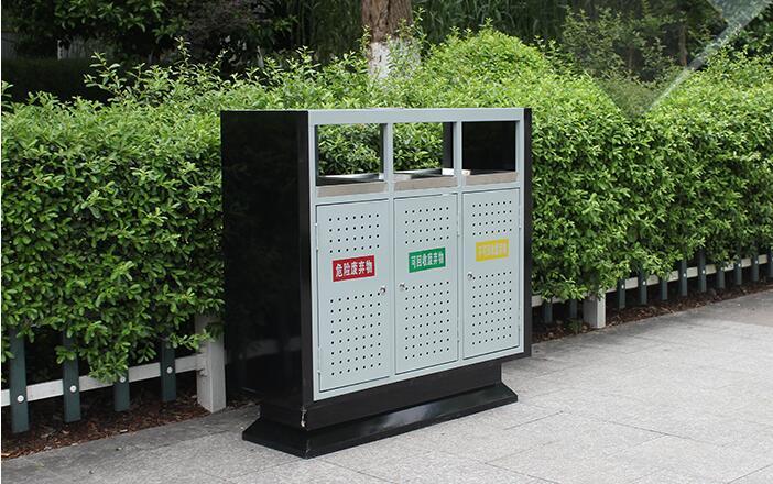 新时代下的垃圾桶生产厂家如何走出困局?#甘肃#兰州#定西#垃圾桶#果皮箱#