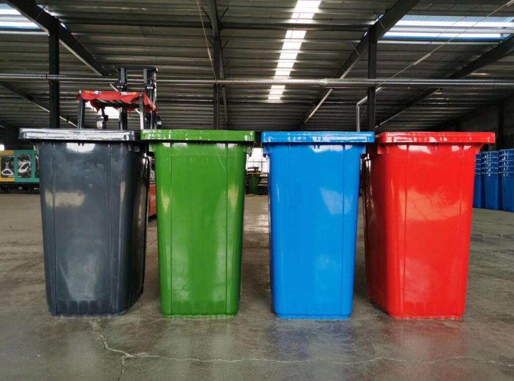 甘肃钢制垃圾桶