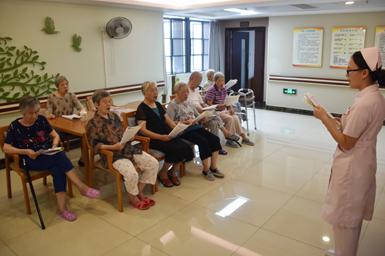遵义养老院对护理人员有什么样的要求?