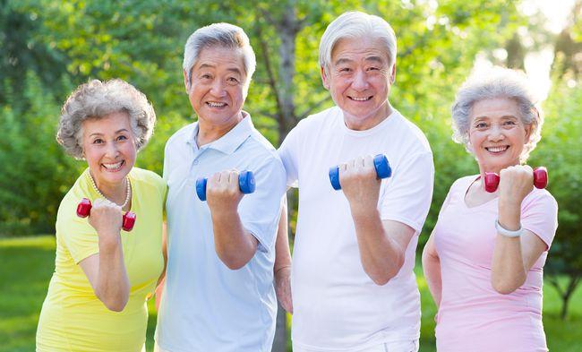 中老年人运动不慎,伤害就来了!