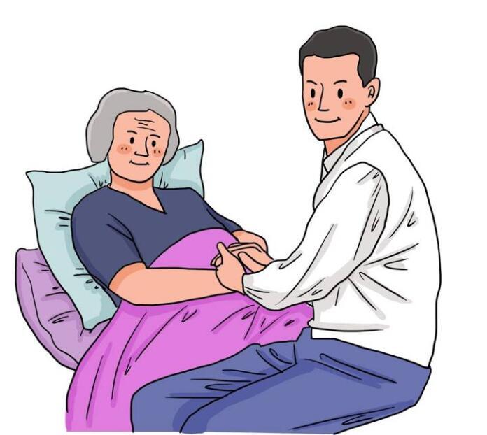 老人护理压疮的预防方法!