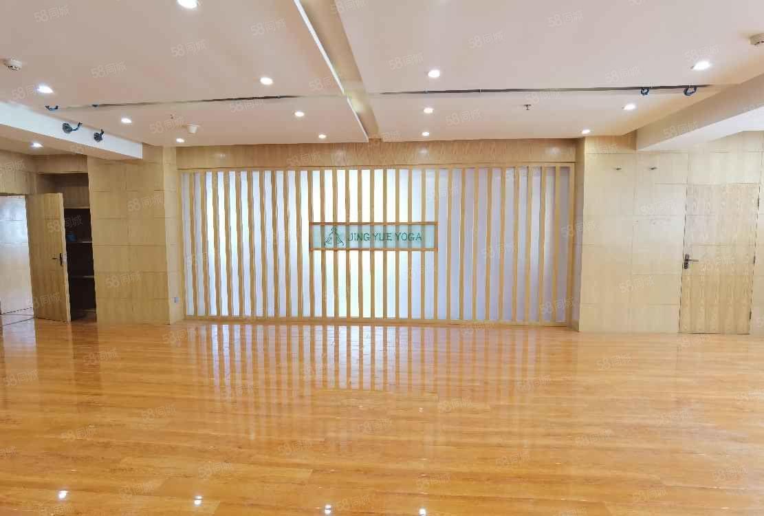 临地铁南关西关省政府中广商务大厦精装修330平大开间