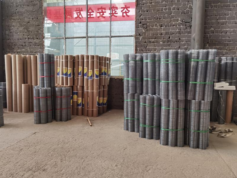 贵州电焊网厂家环境展示