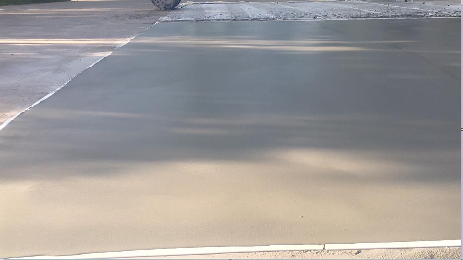 混凝新修路面裂缝修补方法