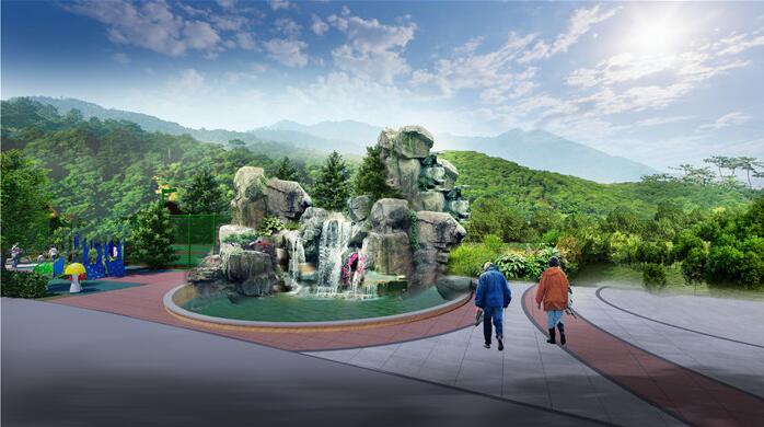 兰州阿甘镇马场村村容村貌提升改造设计