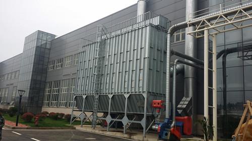 四川废气粉尘设备生产成功案例