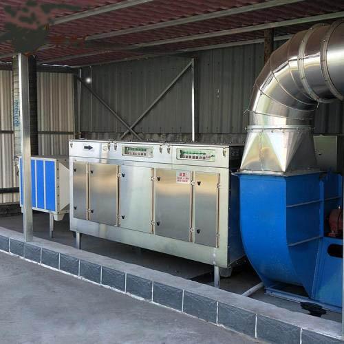 UV光解设备废气除臭处理设备