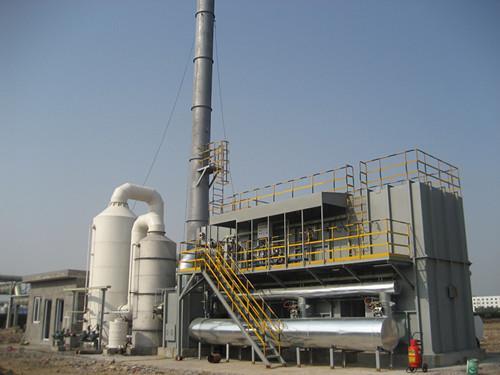四川RTO废气设备生产成功案例