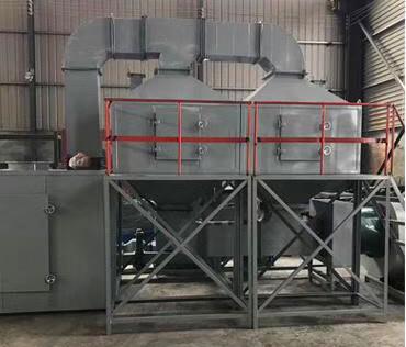 RTO废气处理设备优点