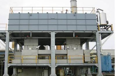 四川rto废气设备厂家